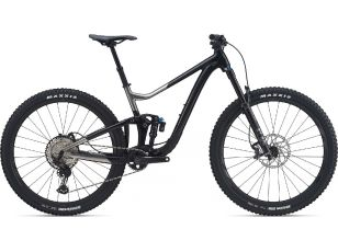 Giant TRANCE X 29 1 Metallic Black/Smoke Metal M 2021